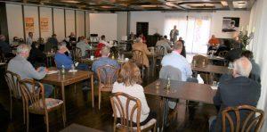 Foto der UWG Mitgliederversammlung