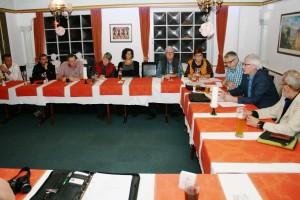 Teilnehmer der Deligiertenversammlung