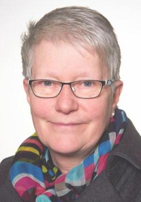 Ulrike Haskamp, Kassiererin
